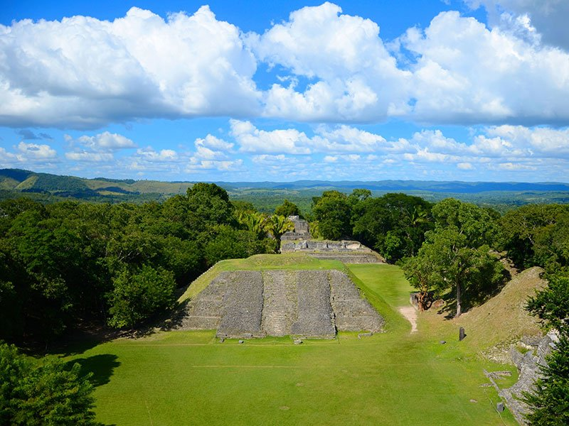 Xunantunich © Authentic Travel All Rights Reserved