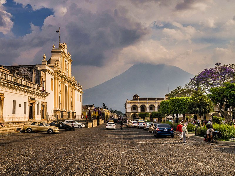 Antigua Guatemala © 2021 Authentic Travel All Rights Reserved