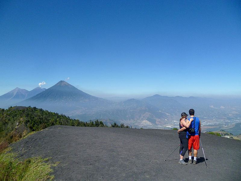 Pacaya Volcano © 2021 Authentic Travel All Rights Reserved