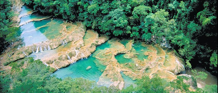 Semuc Champey © 2021 Authentic Travel All Rights Reserved
