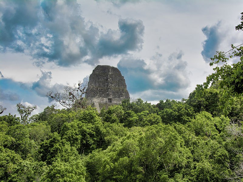 Tikal © 2021 Authentic Travel All Rights Reserved