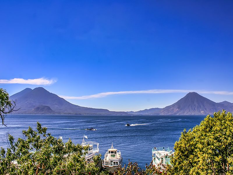 Lake Atitlan © 2021 Authentic Travel All Rights Reserved