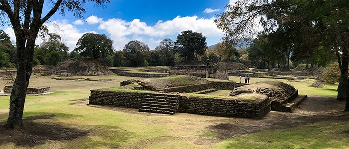 Iximche © 2021 Authentic Travel All Rights Reserved