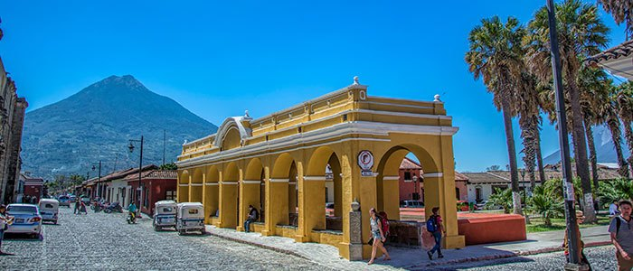 Antigua © 2021 Authentic Travel All Rights Reserved
