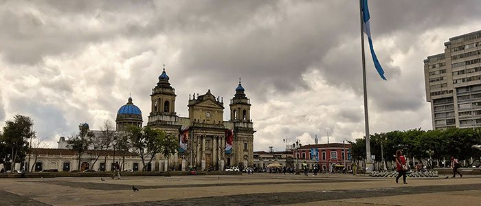 Guatemala City © 2021 Authentic Travel All Rights Reserved