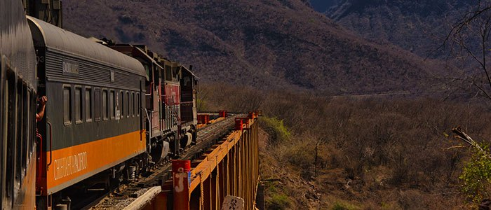 Chepe Train © 2021 Authentic Travel All Rights Reserved
