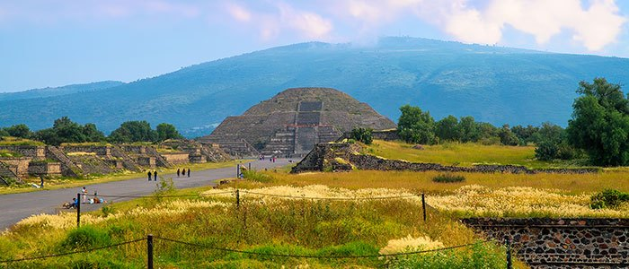 Teotihuacan © 2021 Authentic Travel All Rights Reserved