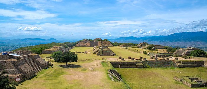 Monte Alban © 2021 Authentic Travel All Rights Reserved