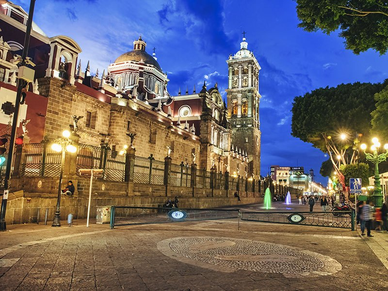 Puebla © 2021 Authentic Travel All Rights Reserved