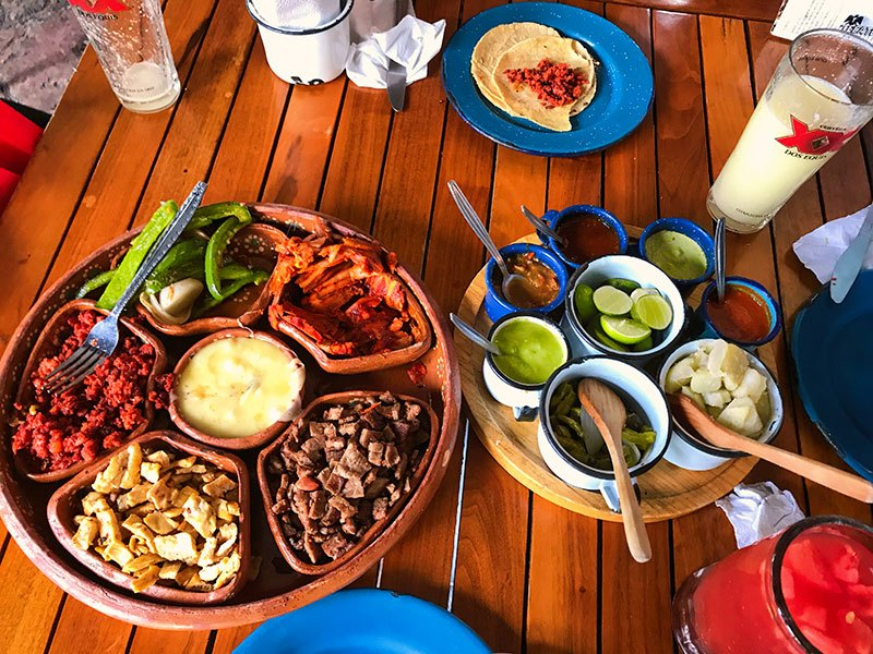 Mexican Tacos © 2021 Authentic Travel All Rights Reserved