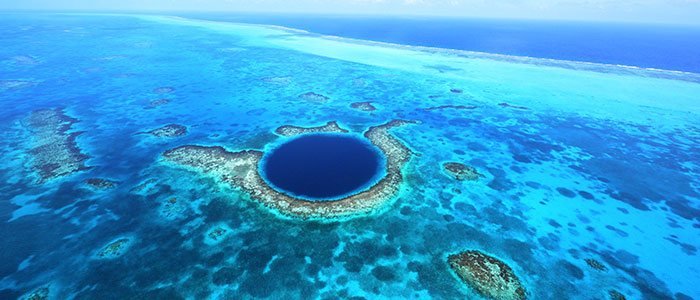 Blue Hole © 2021 Authentic Travel All Rights Reserved