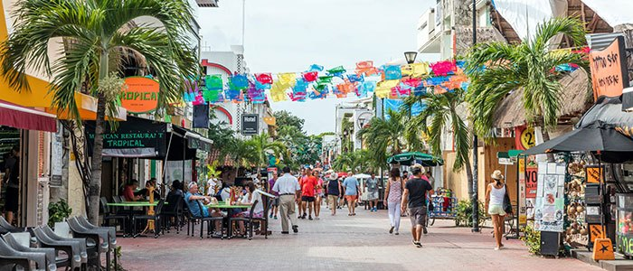 Playa del Carmen © 2021 Authentic Travel All Rights Reserved